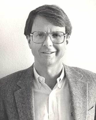 A young professor.