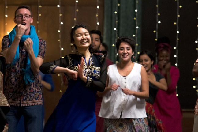 CC students celebrated Diwali, the Festival of Lights, at Bemis Great Hall hosted by SASA. The night consisted of a candle-lighting ceremony, South Asian food, and lots of dancing.