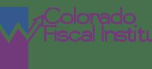 Colorado Fiscal Institute logo