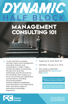 Management Consulting 101