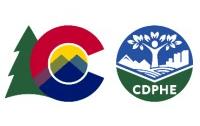 Colorado Department of Public Health and Education logo