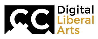Digital Liberal Arts at Colorado College Logo