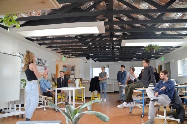 Big Idea Half Block in Innovation Space