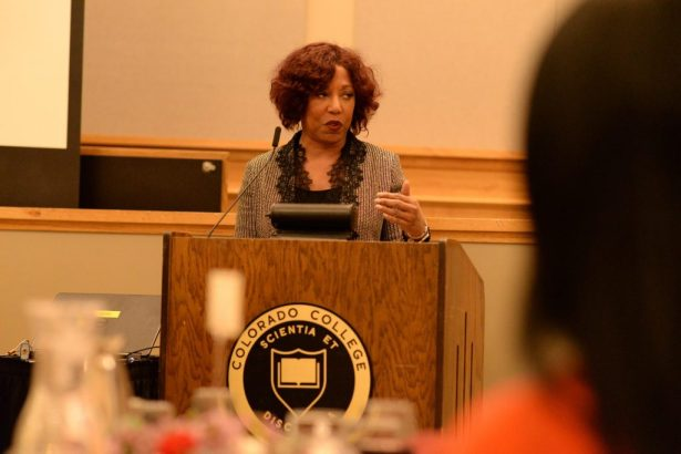 Denise Young Smith speech