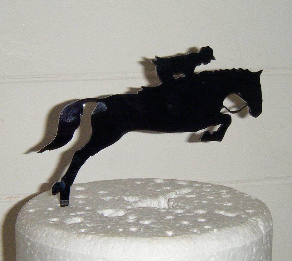Horse Cake Topper