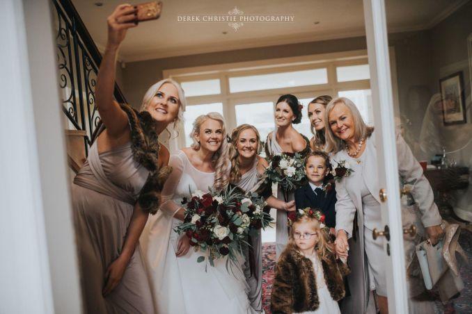 city brides award winning hair & makeup artists