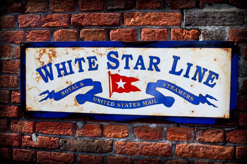 White Star Line Titanic Rms Titanic Iceberg Ship