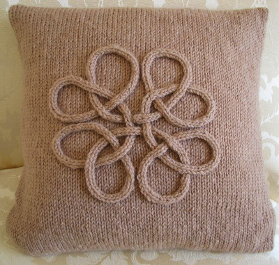 Celtic Knot Cushion Cover Kit