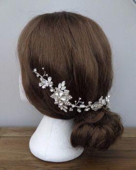 Luxury Wedding Hair Vines And Hair Combs