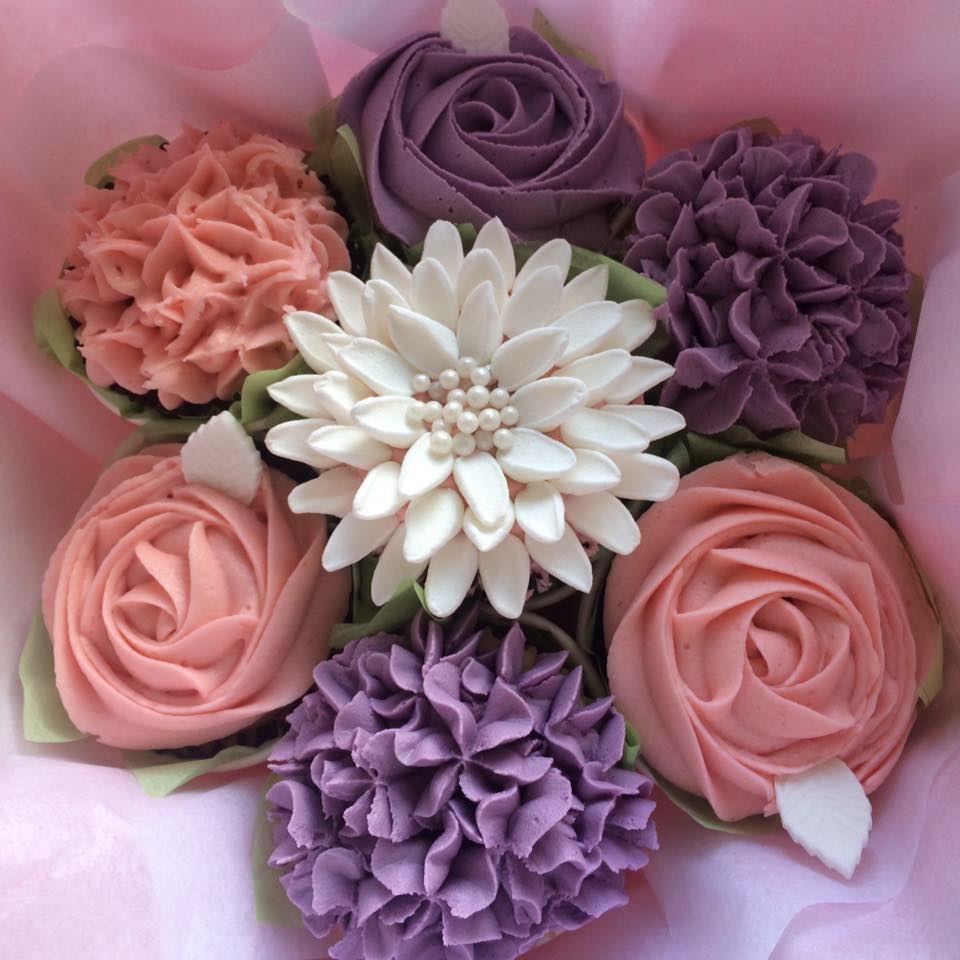 For The Sake Of Cake Cupcakes Amp Cupcake Bouquets In