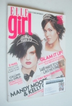 Elle Girl Magazine Back Issues - Old Teenage Girls Magazines