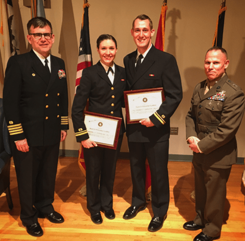 Navy and Air Force JAG Corps gain Duke Law talent! – Lawfire