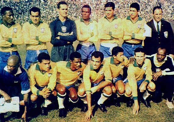 Juan Carlos Ferro: 1962 Brazilian National Football Team