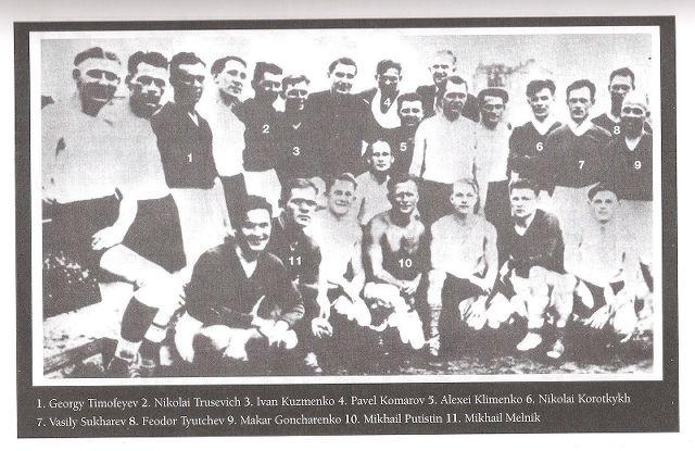 FC Start in 1942