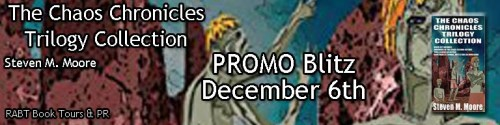 The Chaos Chronicles Trilogy Collection banner