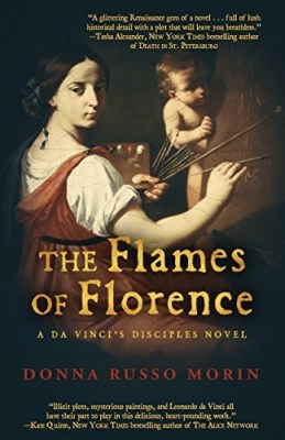The Flames of Florence cover