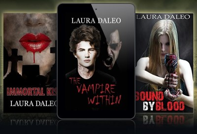 immortal kiss series book covers