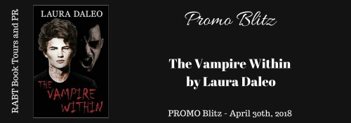 The Vampire Within banner