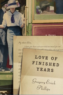 Love of Finished Years cover