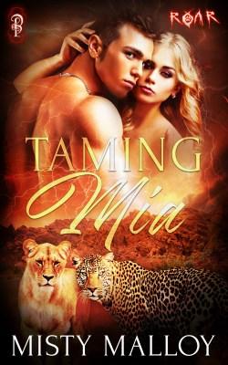 Taming Mia cover