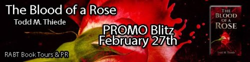 The Blood of a Rose banner