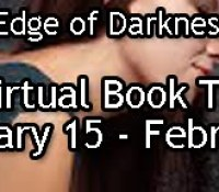 Promo tour with a HOT excerpt: Caressed by the Edge of Darkness by Amanda J. Greene
