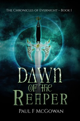 Dawn of the Reaper cover