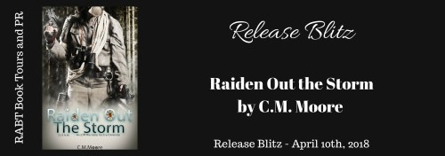 Raiden out the Storm banner