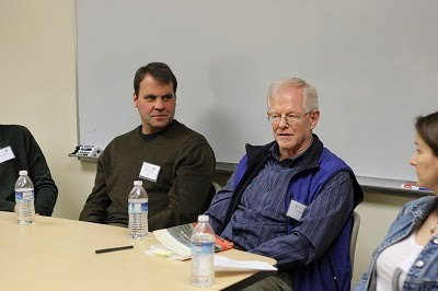 Journalism panel