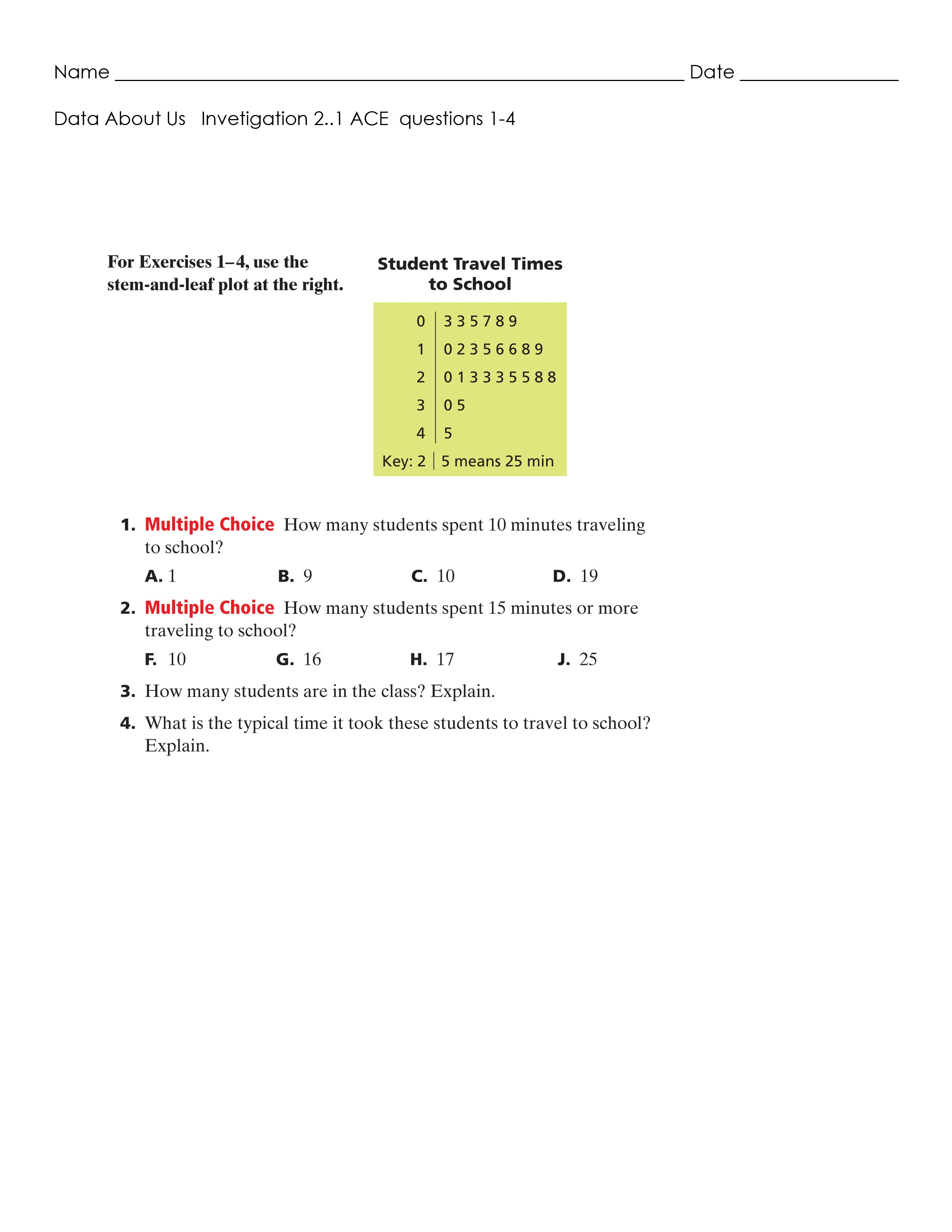 13 Info Stem And Leaf Plot Grade 6