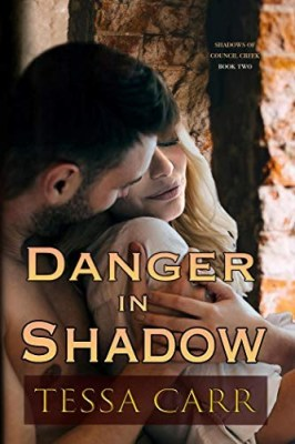 Danger in Shadow cover
