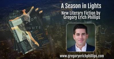 A Season in Lights paperback