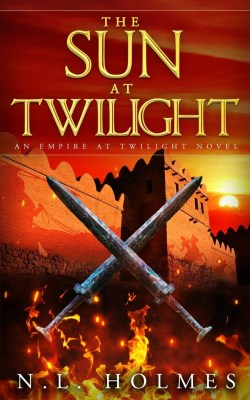 The Sun at Twilight cover