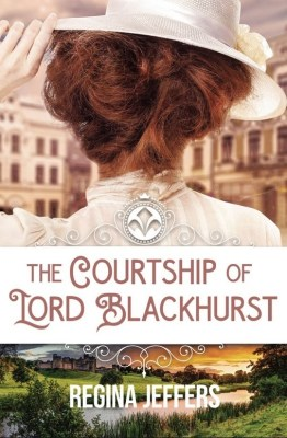 The Courtship of Lord Blackhurst cover