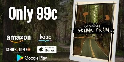 Skunk Train tablet