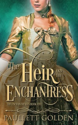 The Heir and the Enchantress cover