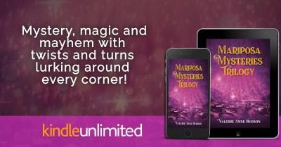 Mariposa Mysteries Trilogy tablet