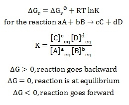 Free Energy And Pressure/Concentration - AP Chemistry