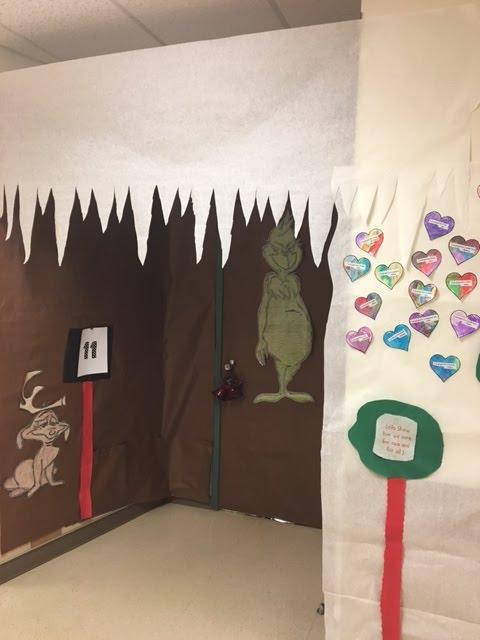 Grinch Door Amp Christmas Door Decorations For Office