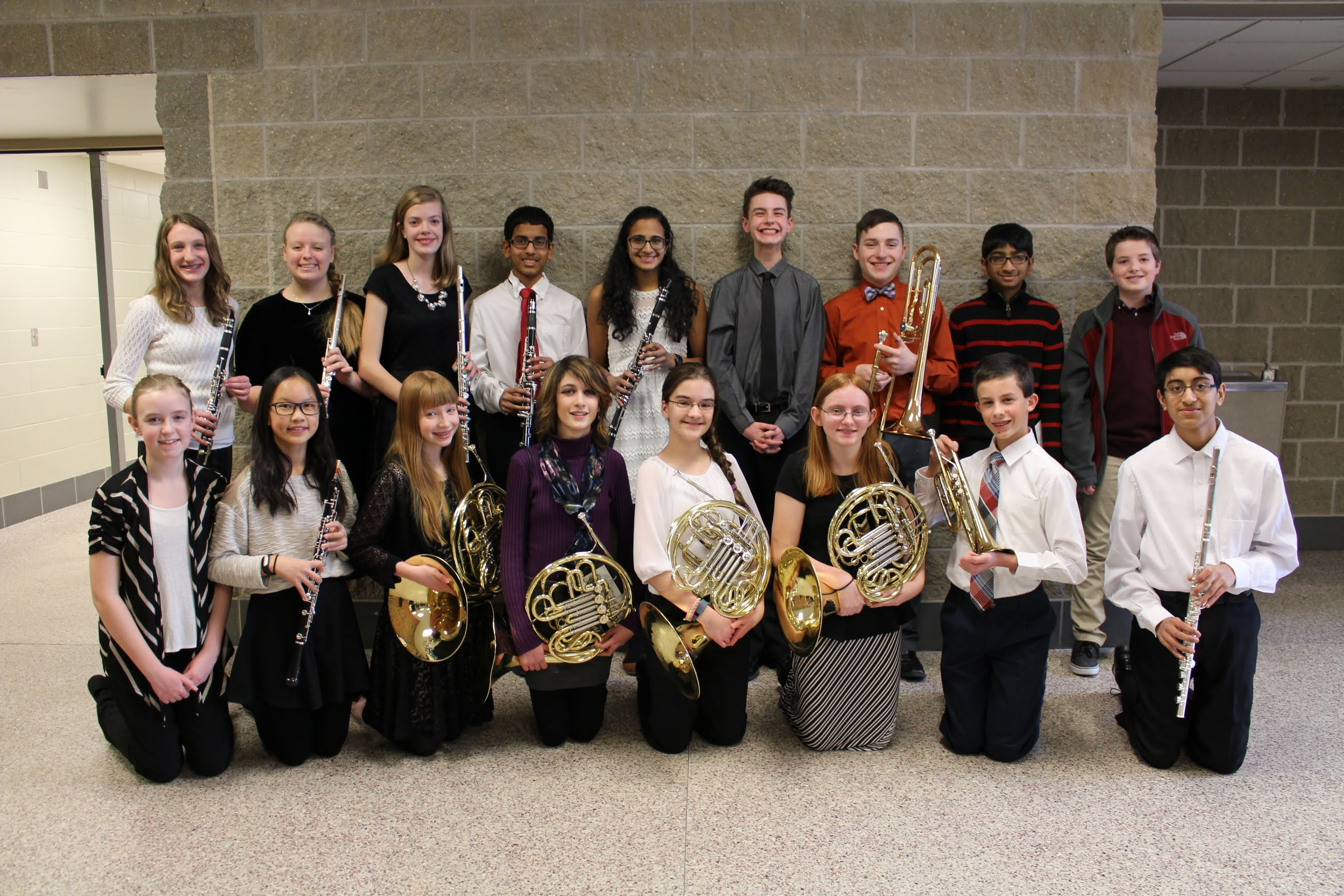 7th Grade Band Pvjh