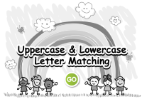 Upper and Lowercase Letter Matching
