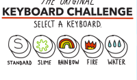 Keyboard Challenge