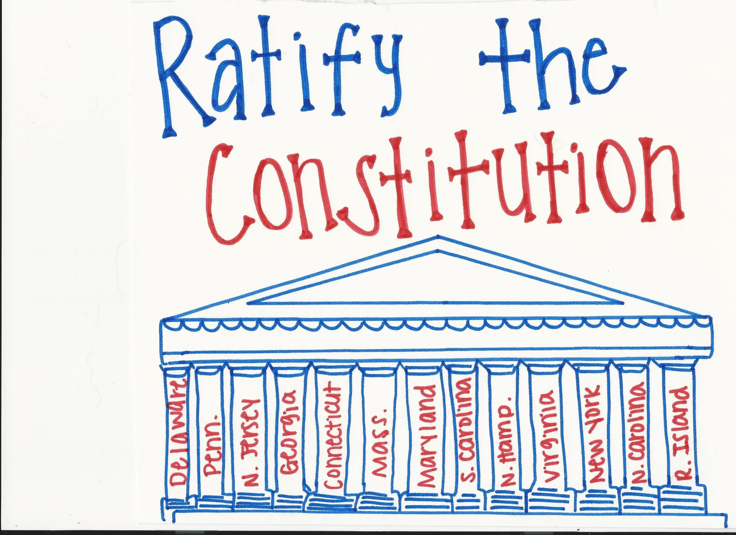 Ap Gov Ratify The Constitution