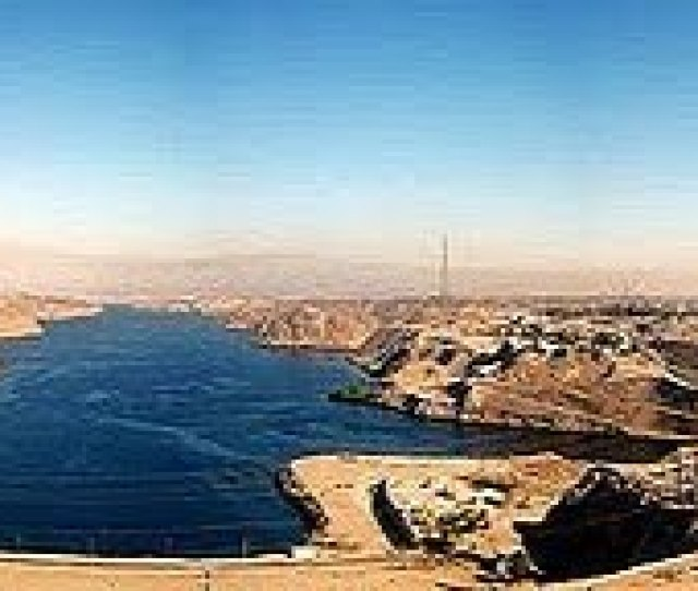 The Old Aswan Dam Or Aswan Low Dam Was First Completed In 1902 And Raised Twice During The British Colonial Period Following Independence The High Dam