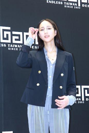 張鈞甯 代言aGape超輕量眼鏡 長奕眼鏡 歡慶十五周年慶 - Leadernews