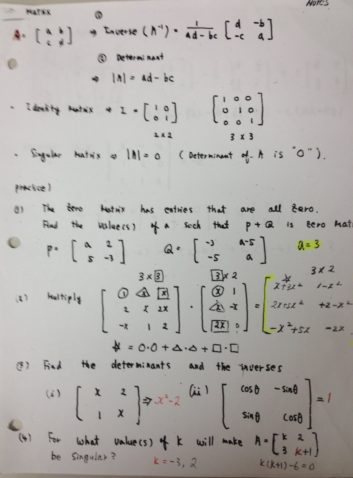 Math Methods Ii Ib Calculus