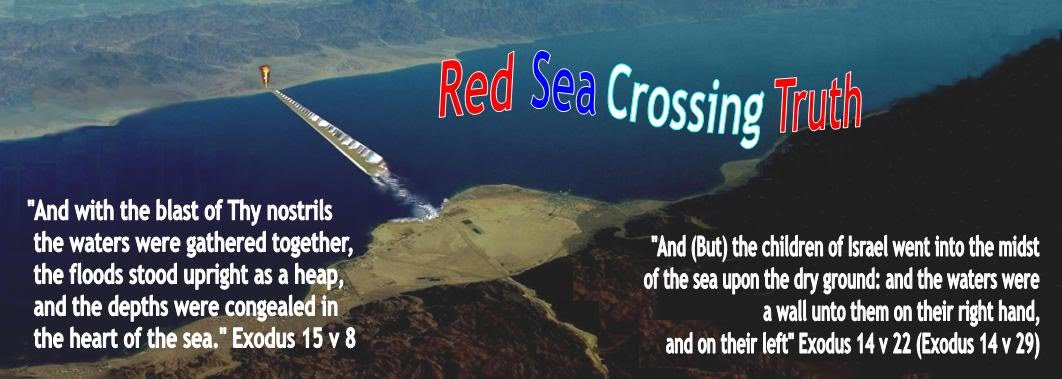 Red Sea Crossing Truth