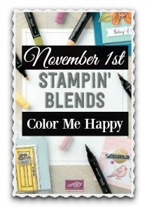 Stampin Blends by Stampin Up