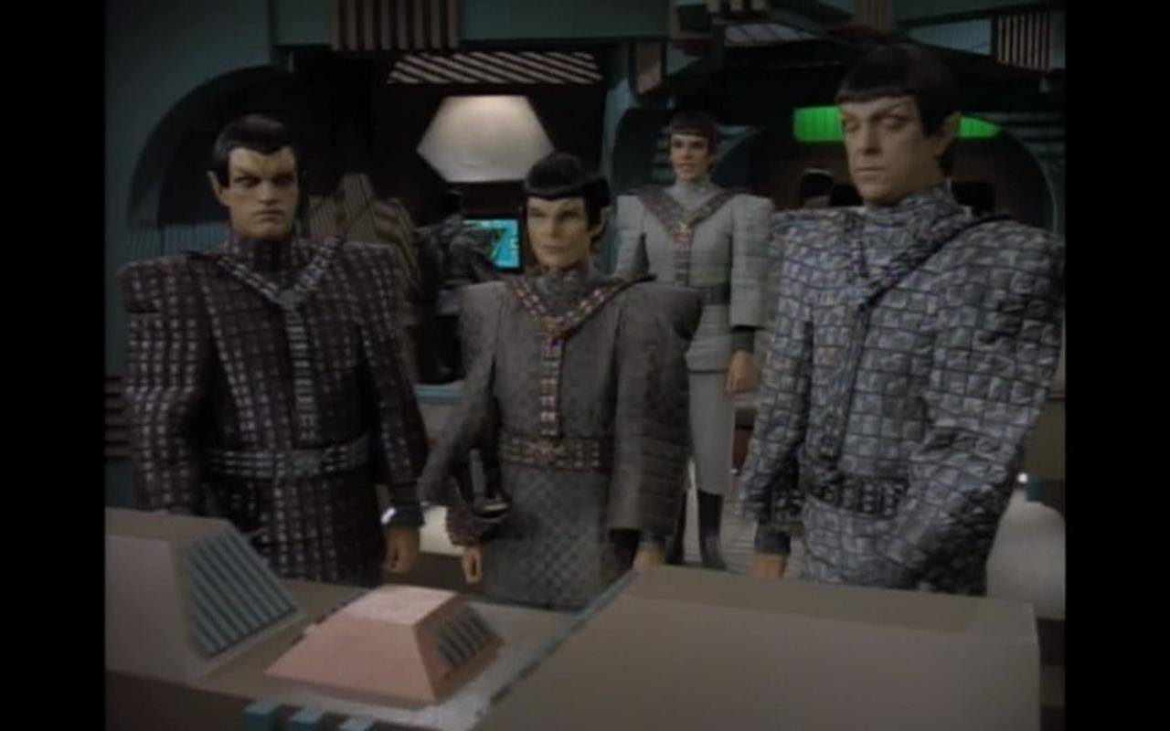 The Romulan duty uniform is not as easily definable as the Starfleet uniform. Romulan uniforms are not differentiated by color like Federation / DFA ...  sc 1 st  Star Trek Borderlands PBEM RPG & Uniforms - Star Trek: Borderlands PBEM RPG