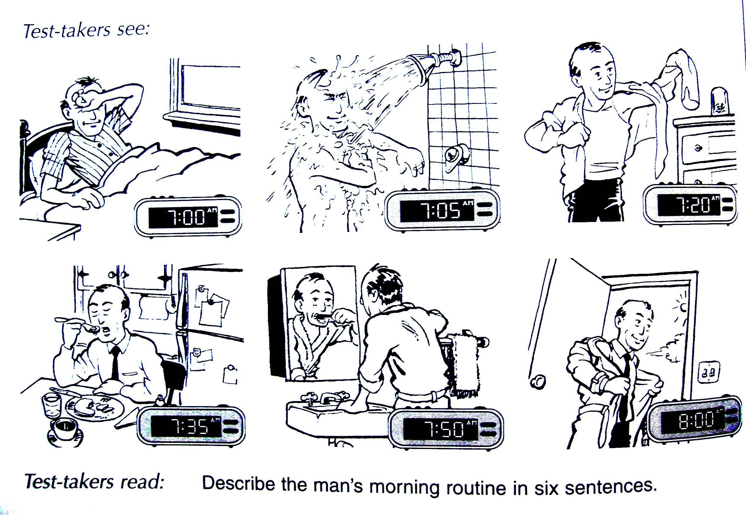 Sequence Pictures Of A Story